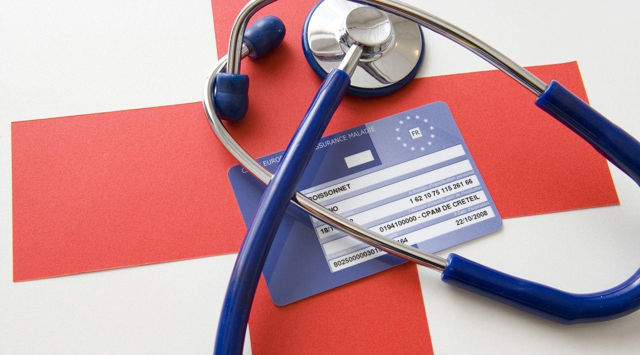 Egészségbiztosítási kártya